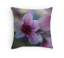 Blossom - Macro Mk II Throw Pillow