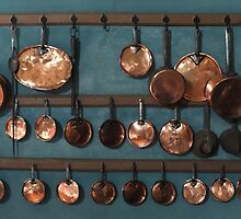 Copper Bottoms by Yampimon