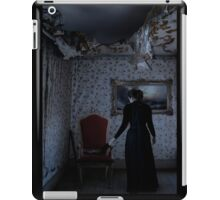 Home is such a lonely place without you iPad Case/Skin