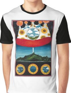 The Olivia Tremor Control - Music from the Unrealized Film Script: Dusk at Cubist Castle Graphic T-Shirt