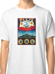 The Olivia Tremor Control - Music from the Unrealized Film Script: Dusk at Cubist Castle Classic T-Shirt