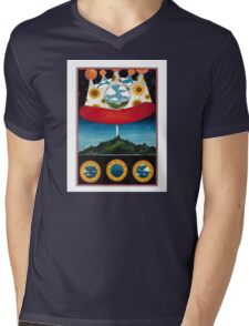 The Olivia Tremor Control - Music from the Unrealized Film Script: Dusk at Cubist Castle Mens V-Neck T-Shirt