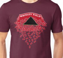 Wall of Wrigley Field Unisex T-Shirt