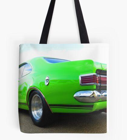 Classic Green Holden GTS - Mk II Tote Bag