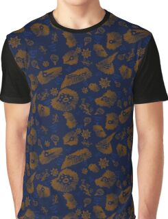 Fuzzy Graphic T-Shirt