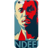 Omar The Wire Indeed iPhone Case/Skin