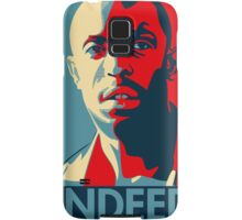 Omar The Wire Indeed Samsung Galaxy Case/Skin