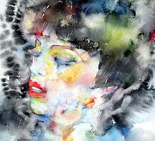 LADY FARFALLA by lautir