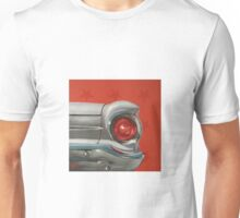 STAR II Feat. 1963 Ford Falcon Futura (White) Unisex T-Shirt