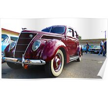 Classical Car - Mk II Poster