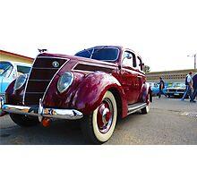 Classical Car - Mk II Photographic Print