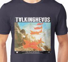 Talking Heads Vinyl Artwork Unisex T-Shirt