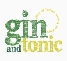 Gin and Tonic by Red68