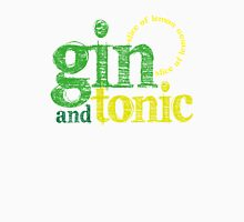 Gin and Tonic Womens Fitted T-Shirt
