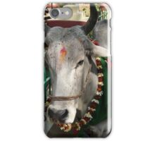 Sacred cow - ohm iPhone Case/Skin