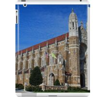Our Lady Queen of the Most Holy Rosary Cathedral iPad Case/Skin