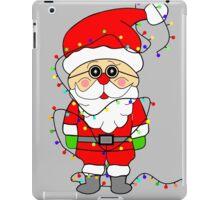 Silly Santa iPad Case/Skin