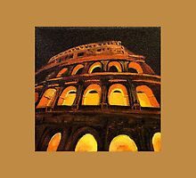 Coliseum at night by KathleenEKelly