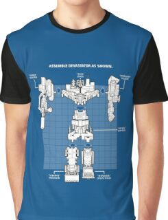 Devastator Graphic T-Shirt