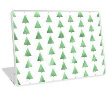 Minimal Christmas Tree Laptop Skin