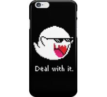 How to Deal with Boos iPhone Case/Skin