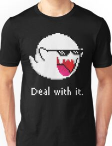 How to Deal with Boos Unisex T-Shirt