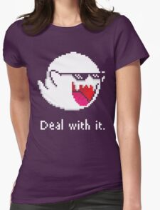 How to Deal with Boos Womens Fitted T-Shirt