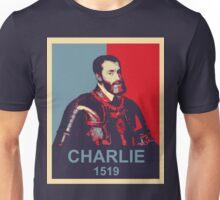 Emperor Charles V Unisex T-Shirt
