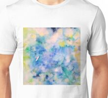 SURFER and WHALE Unisex T-Shirt