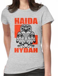 HAIDA EAGLE Womens Fitted T-Shirt