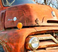 Ford Grain Truck Sticker