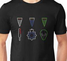 3 Cornetto Cones Unisex T-Shirt