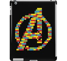 Assembled (Colour) iPad Case/Skin