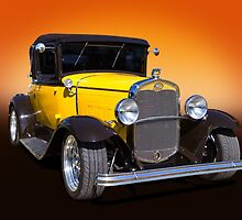 Classic Hotrod by Keith Hawley