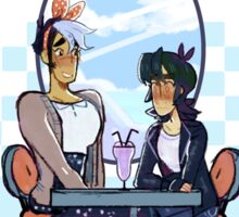 Voltron - Sheith Ice Cream Date Sticker