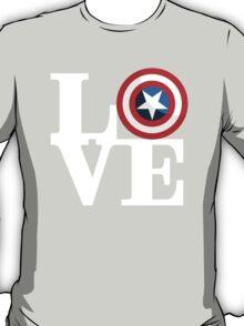 Captain's Love T-Shirt