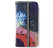 Abstract original iPhone Wallet/Case/Skin