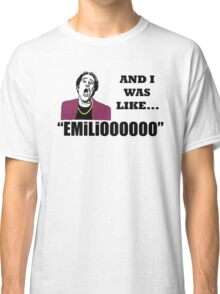 A Night At The Roxbury I Was Like Emilio Movie SNL  Classic T-Shirt