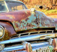 Surviving Dodge Sticker
