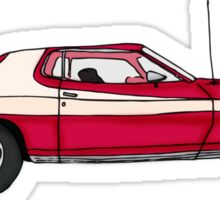Ford grantorino Sticker