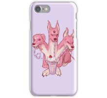 Strawberry Cerberus iPhone Case/Skin