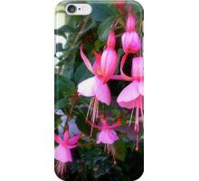 Acrobatic flowers! iPhone Case/Skin