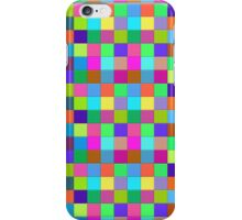 Squers 2 color  - Digital Background - Wallpaper iPhone Case/Skin