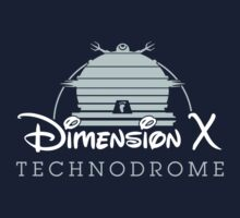 The Happiest Place in Dimension X Kids Clothes