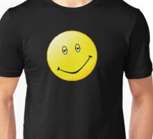 Dazed and Confused Smiley Face Unisex T-Shirt