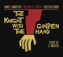 The Knight with the Golden Hand Kids Clothes