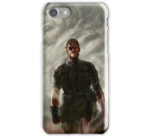 Metal Gear Solid V Definitive Experience Prints iPhone Case/Skin