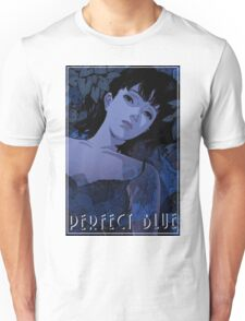 Perfect Blue - Pafekuto buru Unisex T-Shirt