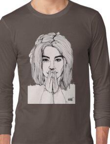 Bjork Long Sleeve T-Shirt