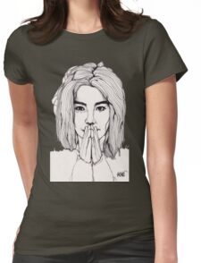 Bjork Womens Fitted T-Shirt